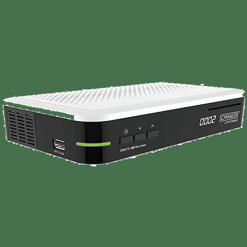 Schwaiger DVB T2 Receiver