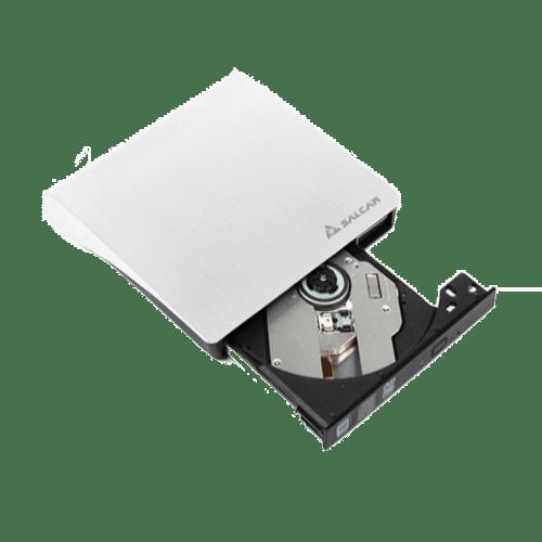 Salcar - USB 3.0 extern DVD-RW Laufwerk DVD/CD Brenner