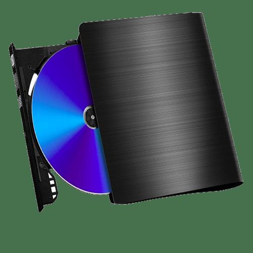 Extern DVD CD Laufwerk, Pictek USB3.0