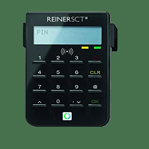 REINER SCT cyberJack RFID Chip Kartenlesegerät standard